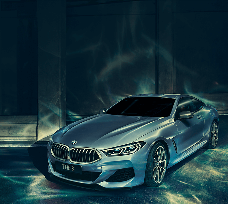 bmw-8-series-water-reflection-wallpaper-design