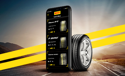 pirelli-egypt-mobile-app-tire-design-road