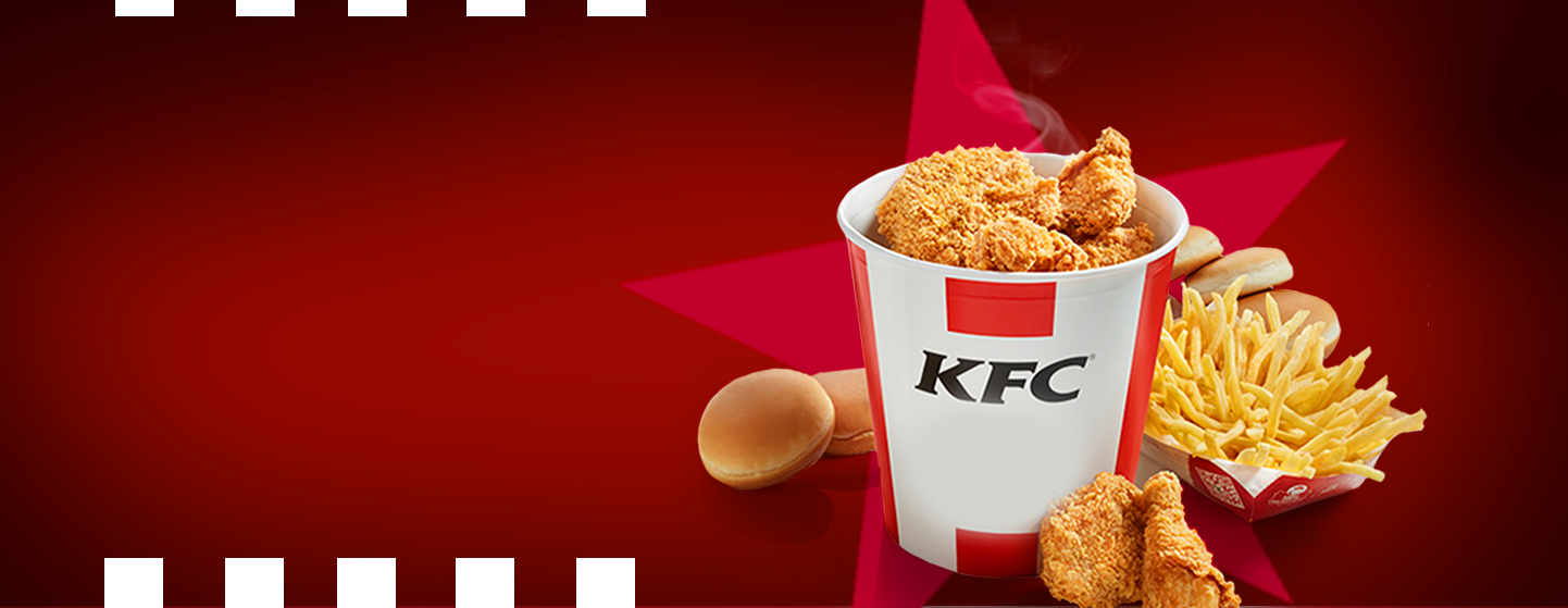 kfc-hot-chicken-bucket-fries-buns-design