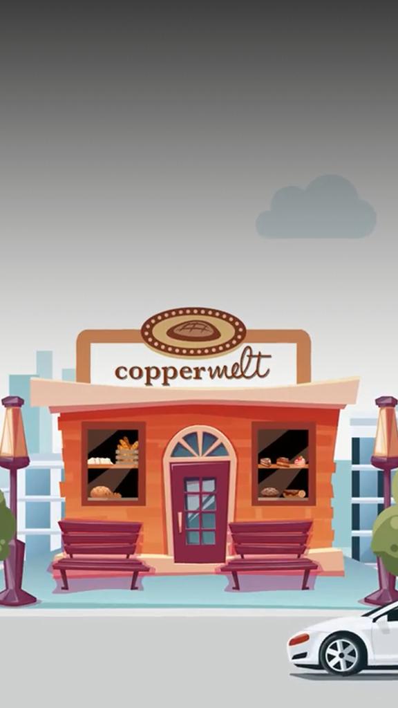 coppermelt-egypt-animated-store-design