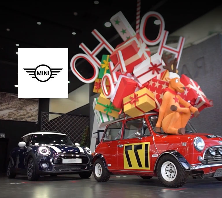 old-new-mini-models-showroom-new-year