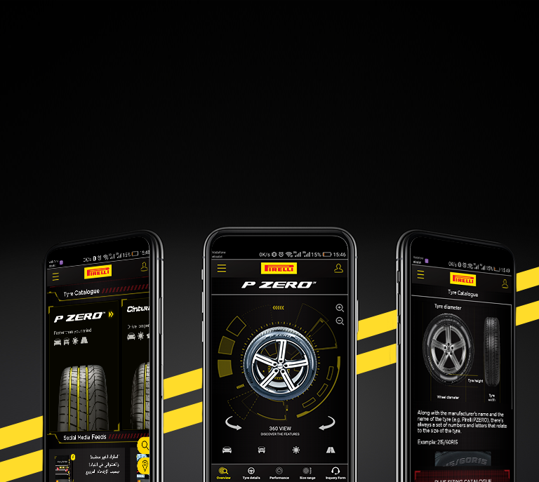 pirelli-tyres-mobile-app-screenshot-design