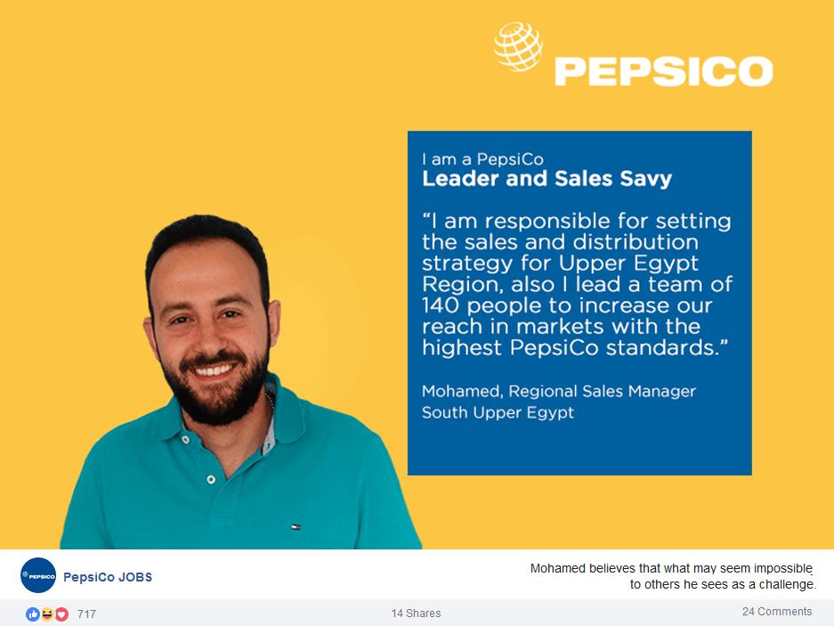 pepsico-jobs-facebook-page-screenshot