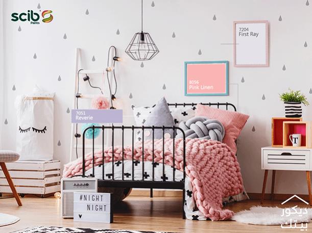 scib-paints-egypt-white-pink-bedroom-design