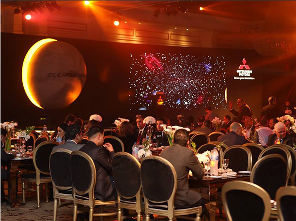 mitsubishi-egypt-eclipse-cross-launch-event-reception