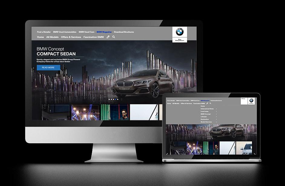 BMW E-Magazine