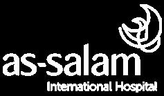 As Salam Logo