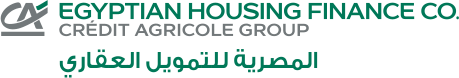 Egyptian Housing Finance Company Logo