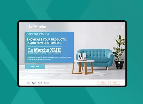 le-marche-website-screenshot-laptop-mobile-mockup