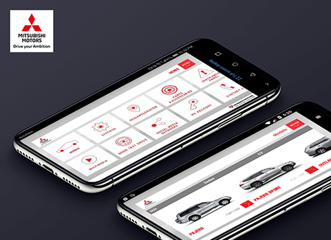 mitsubishi-egypt-mobile-app-screenshot