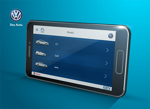 volkswagen-mobile-app-screenshot-with-logo